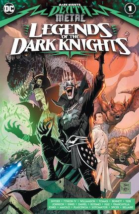 Dark Nights: Death Metal Legends of the Dark Knights #1