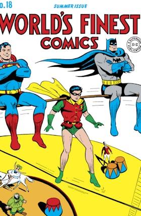 World's Finest Comics (1941-) #18