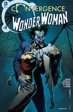Convergence: Wonder Woman #2
