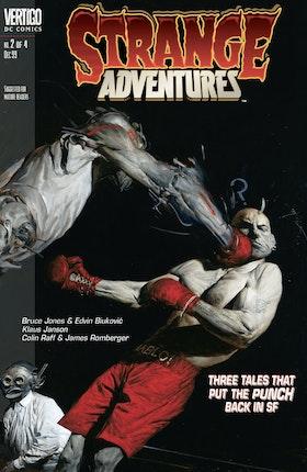 Strange Adventures (1999-) #2