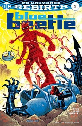 Blue Beetle (2016-) #2
