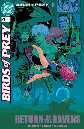 Birds of Prey (1998-) #4