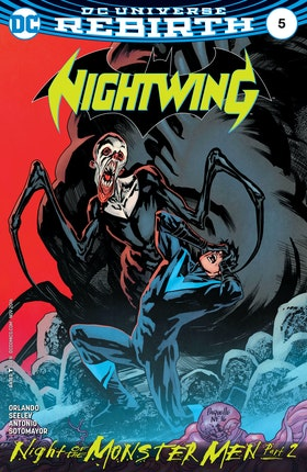 Nightwing (2016-) #5