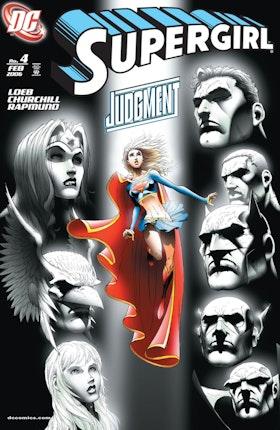 Supergirl (2005-) #4