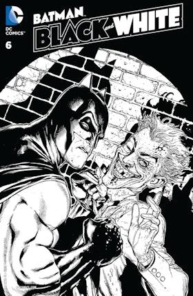 Batman Black and White (2013-) #6