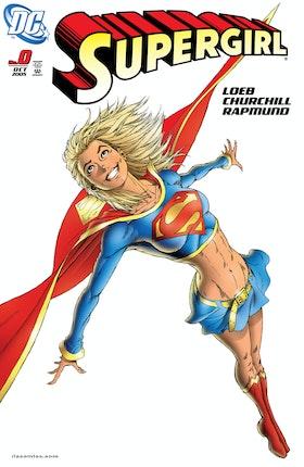 Supergirl (2005-) #0