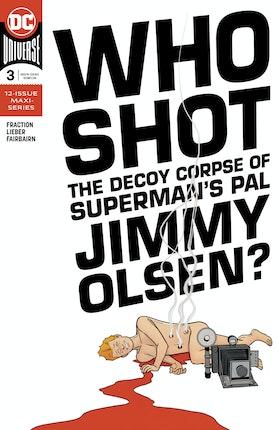 Superman's Pal Jimmy Olsen (2019-2020) #3