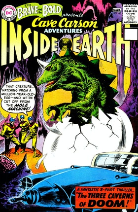 The Brave and the Bold (1955-) #40