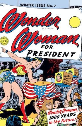 Wonder Woman (1942-) #7