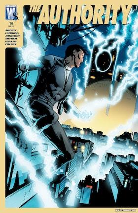 Authority (2008-) #16