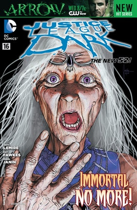 Justice League Dark (2011-) #16
