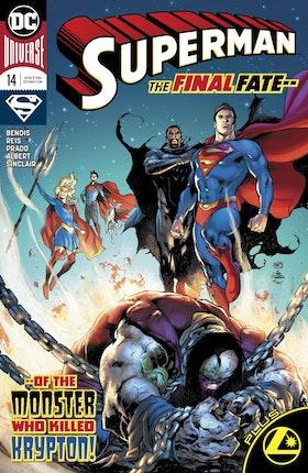 Superman (2018-) #14