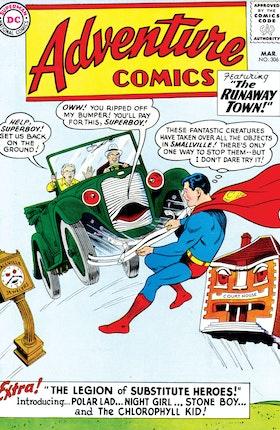 Adventure Comics (1938-) #306