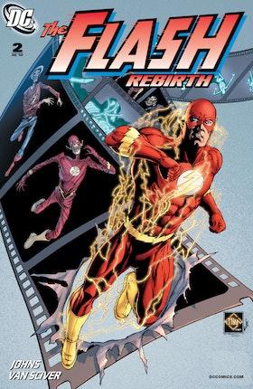 The Flash: Rebirth #2