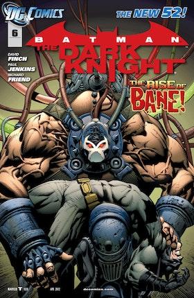 Batman: The Dark Knight (2011-) #6