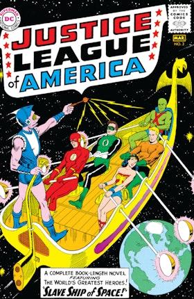 Justice League of America (1960-) #3