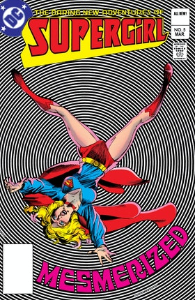 The Daring New Adventures of Supergirl #5