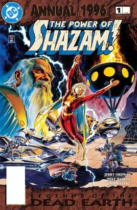 The Power of Shazam! Annual #1