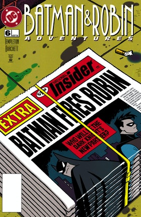 The Batman and Robin Adventures #6