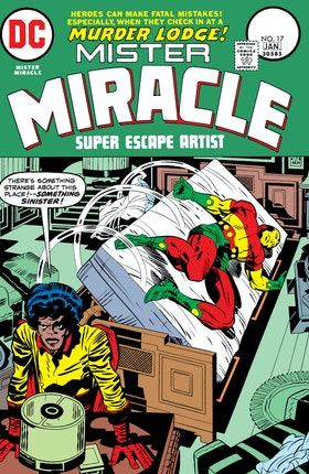 Mister Miracle (1971-) #17