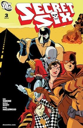 Secret Six (2008-) #3