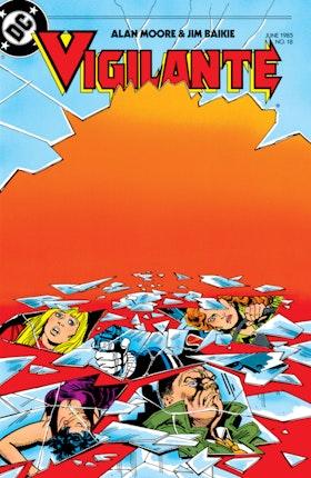 The Vigilante #18