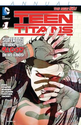 Teen Titans Annual (2015-) #1