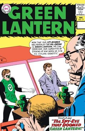 Green Lantern (1960-) #17