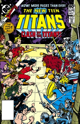The New Teen Titans #12