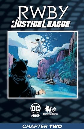 RWBY/Justice League #2