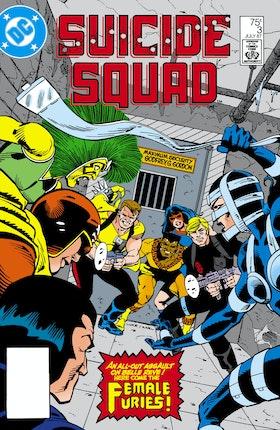 Suicide Squad (1987-) #3