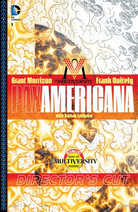 The Multiversity: Pax Americana Director's Cut #1