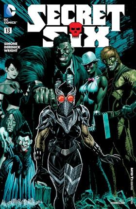Secret Six (2014-) #13