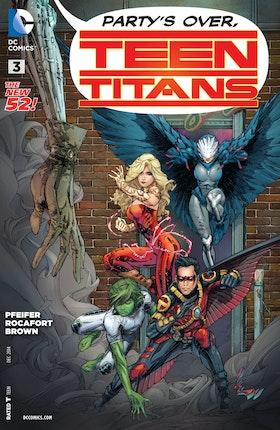 Teen Titans (2014-) #3