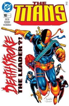 The Titans #10