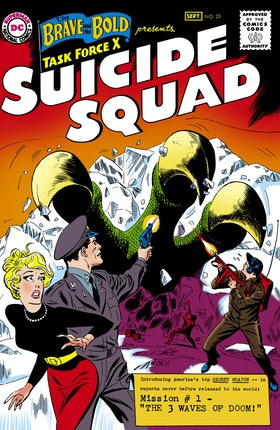 The Brave and the Bold (1955-) #25