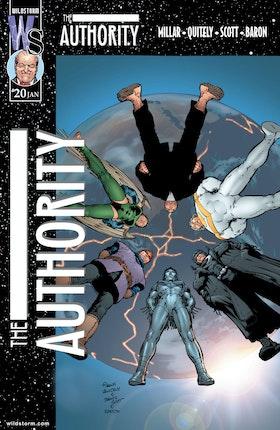 The Authority (1999-) #20
