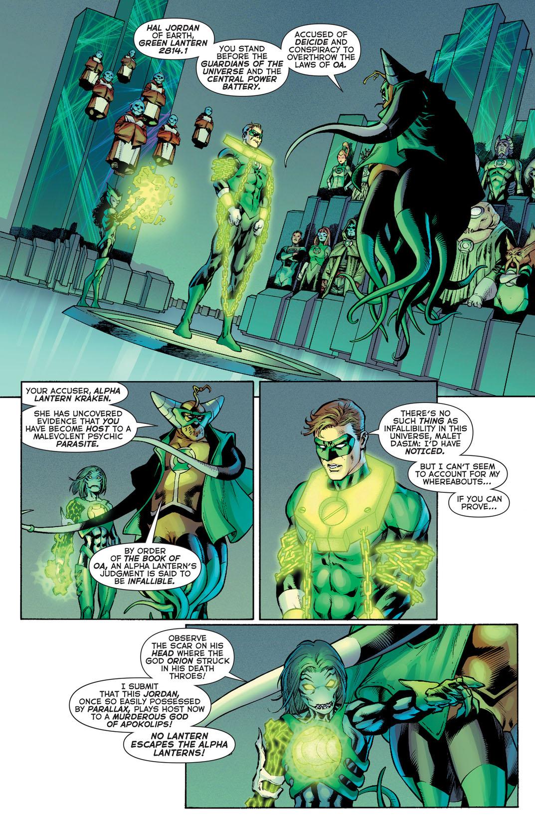 Read Final Crisis (2008-) #5 on DC Universe