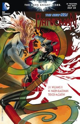 Batwoman (2011-) #11