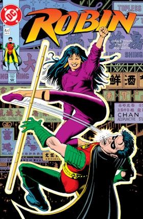Robin Mini-Series (1990-) #4