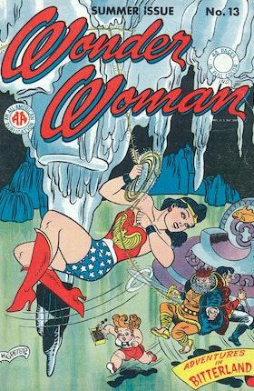 Wonder Woman (1942-) #13