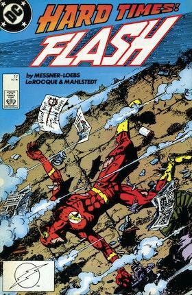 The Flash (1987-2009) #17