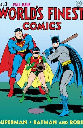 World's Finest Comics (1941-) #3