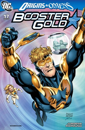 Booster Gold (2007-) #17