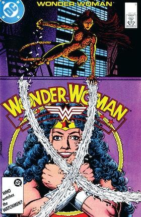 Wonder Woman (1986-2006) #9