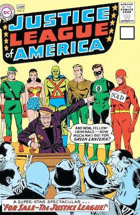 Justice League of America (1960-) #8