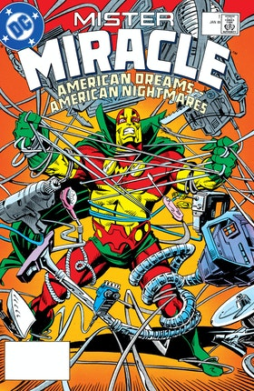 Mister Miracle (1988-) #1
