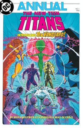 The New Titans Annual #1
