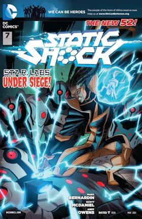 Static Shock #7