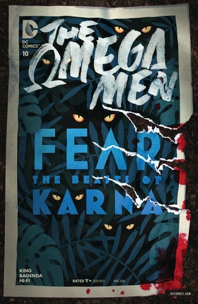 The Omega Men (2015-) #10